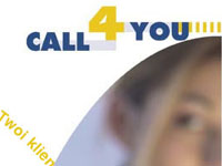 <span>Call4you </span> - leaflet
