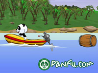<span> Panfu </span> - series of games for international portal www.panfu.com
