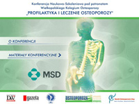 <span>WKO</span> - post-conference on osteoporosis materials
